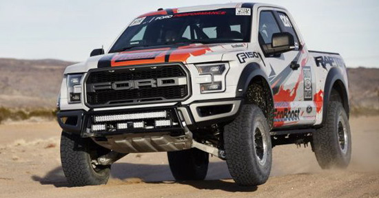 Ford F-150 Raptor Racing