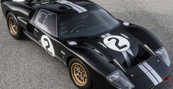 Ford GT40 MKII 50th Anniversary By Superformance And Shelby American