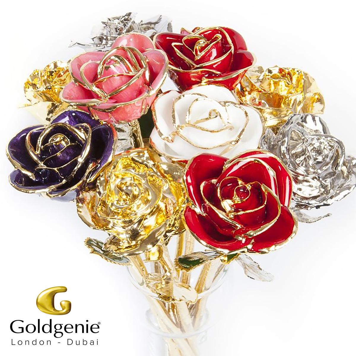 Goldgenie Rose