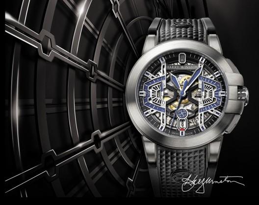 Harry Winston Project Z9 Watch