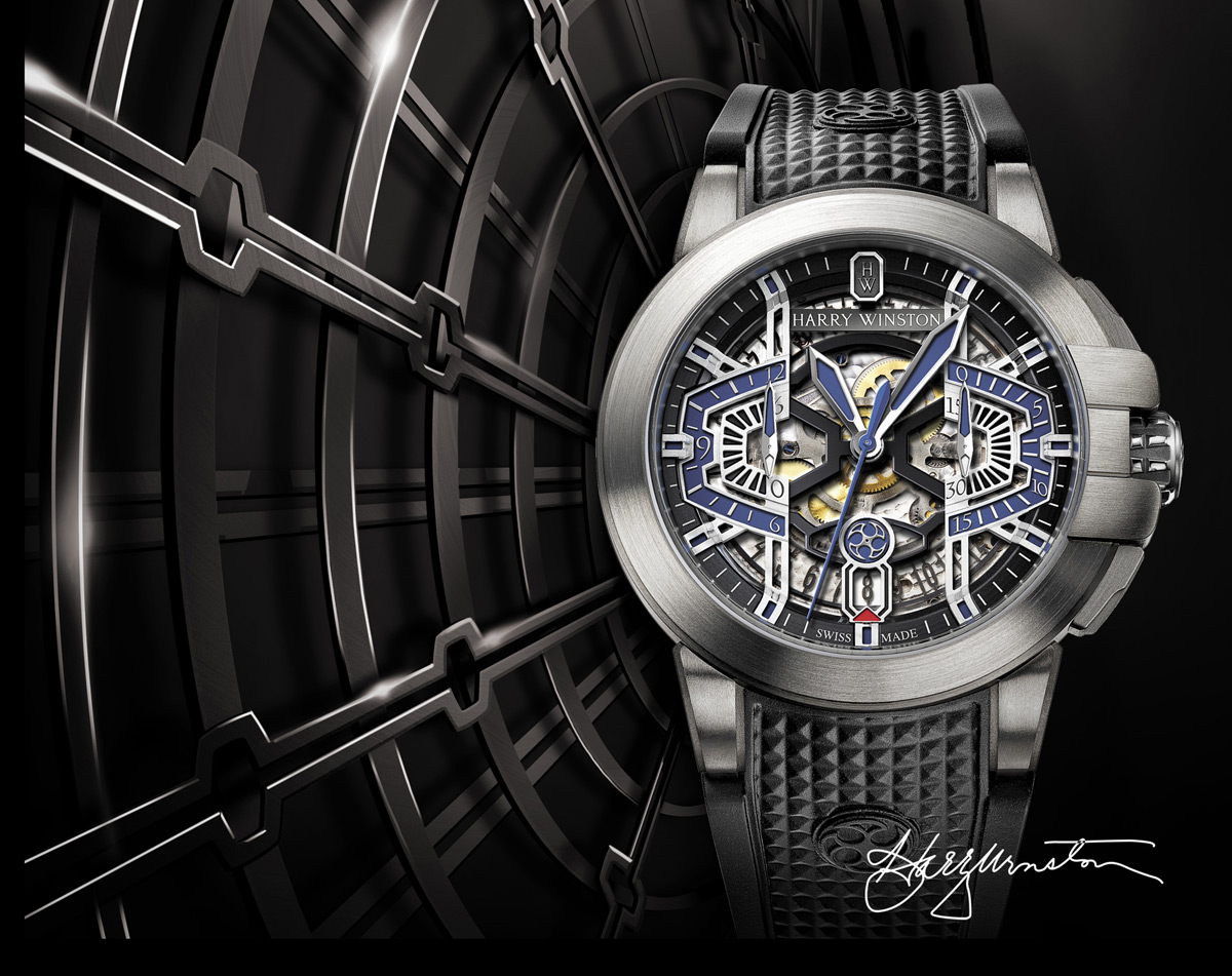 Harry Winston Project Z9 Watch