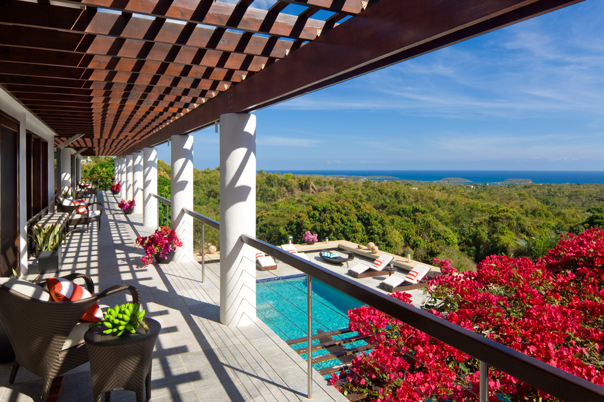 "Concierge Auctions To Sell ""House In The Sky"" On Puerto Rico's Vieques Island"
