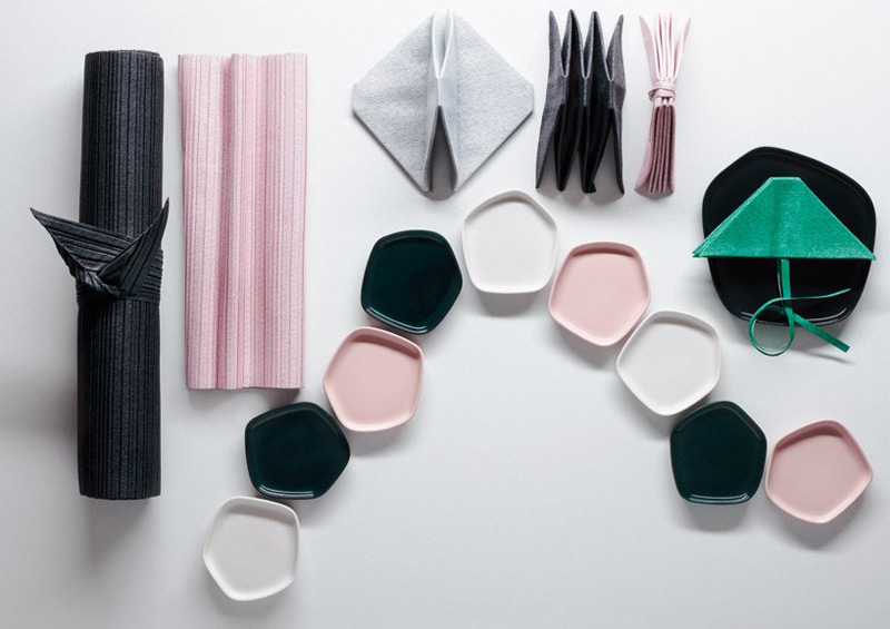 Iittala Teamed Up With Issey Miyake For New Home Collection