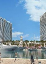 Fleet of World's Largest Superyachts to Sail into Miami for First Time at Island Gardens Deep Harbour