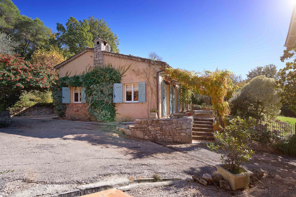 Julia Child's Vacation Home In France