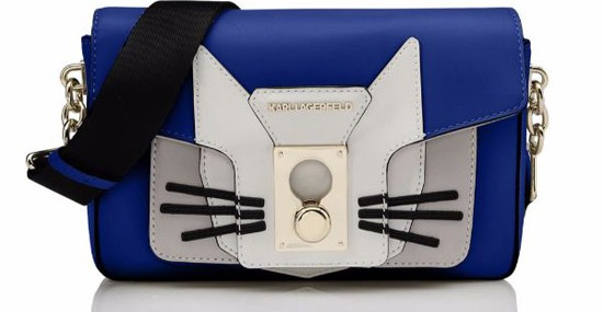 Karl Lagerfeld's Futuristic Capsule Collection