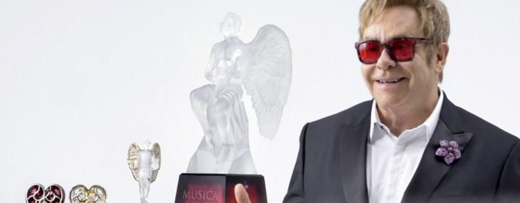 """""""Music is Love"""" – Lalique & Elton John"""