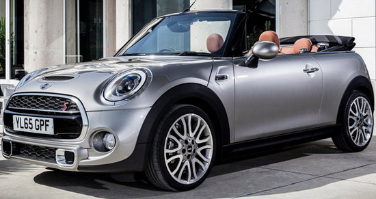 Mini Open 150 Convertible Edition