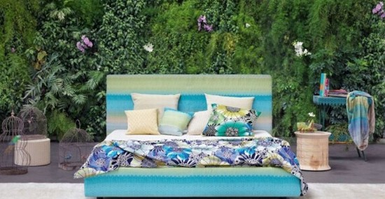 Missoni Home's New Collection 2016