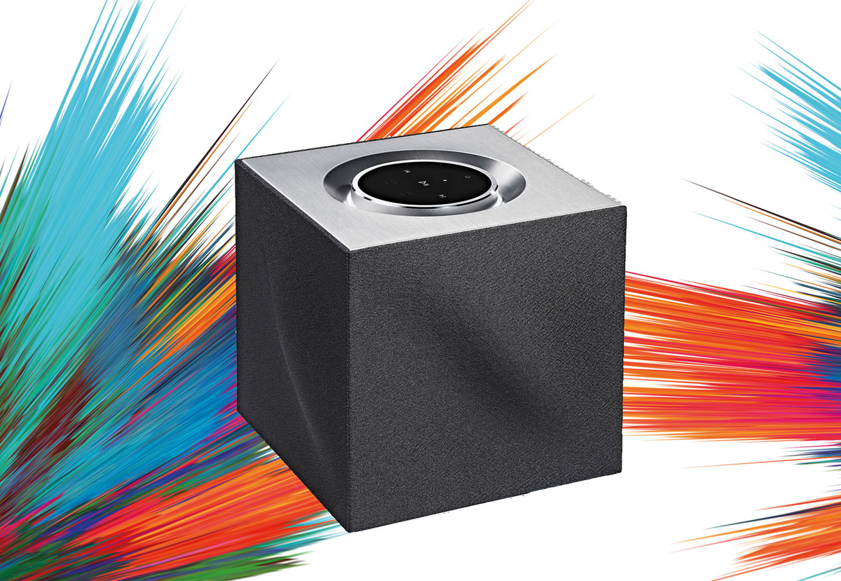 So Small And So Powerful - Naim Mu-so Qb Speaker