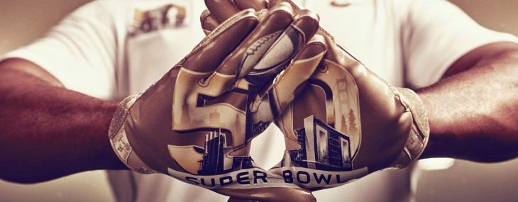 Nike Brings Gold To NFL's Super Bowl