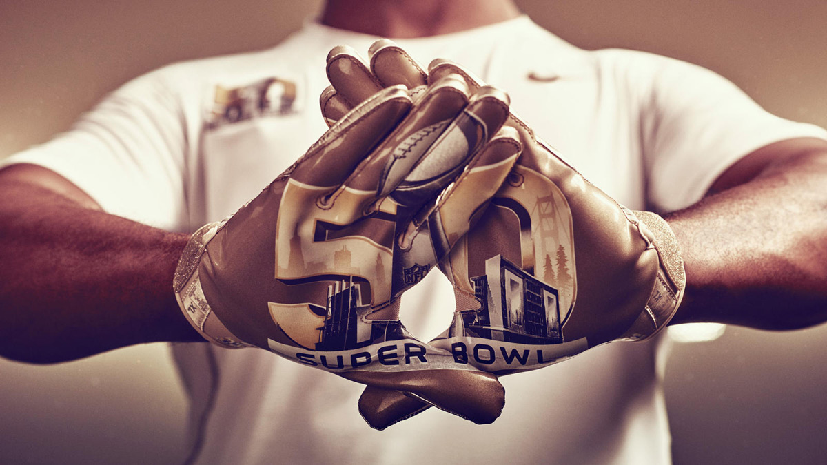 Nike And NFL's Super Bowl