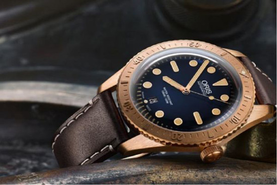 Oris' Carl Brashear Watch
