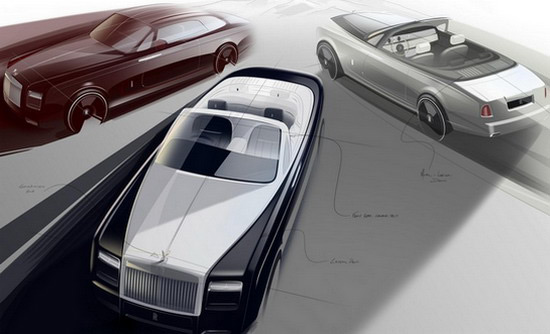 Rolls-Royce Phantom Coupe And Drophead Coupe In Zenith Special Editions