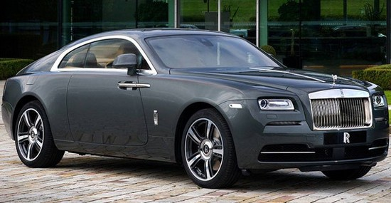 Special Rolls-Royce Wraith Spa-Francorchamps Edition