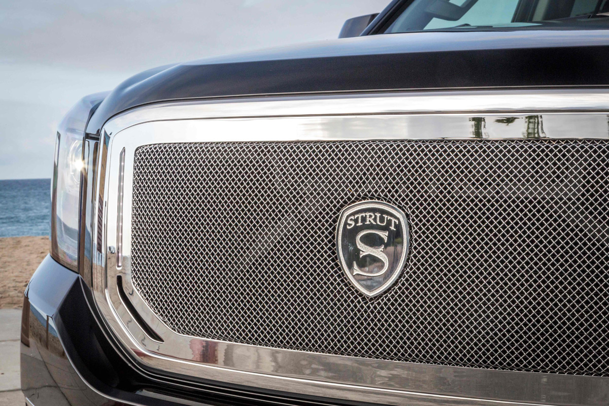 STRUT Debuts New Jewelry Collection For 2016 GMC Yukon Denali