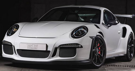 TechArt Porsche 911 GT3 RS Carbon Line