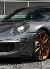 TopCar Porsche 911 Carbon Fiber Wide Body Kit