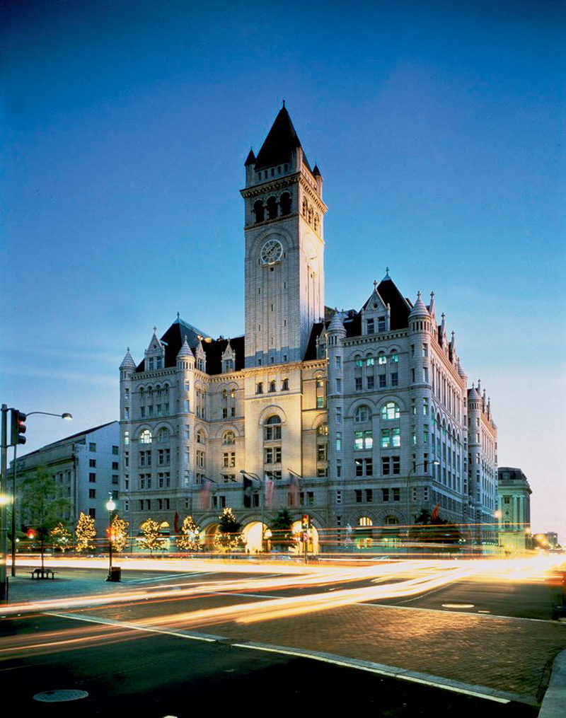 Trump Hotel To Open In Washington, D.C. Ahead Of Schedule