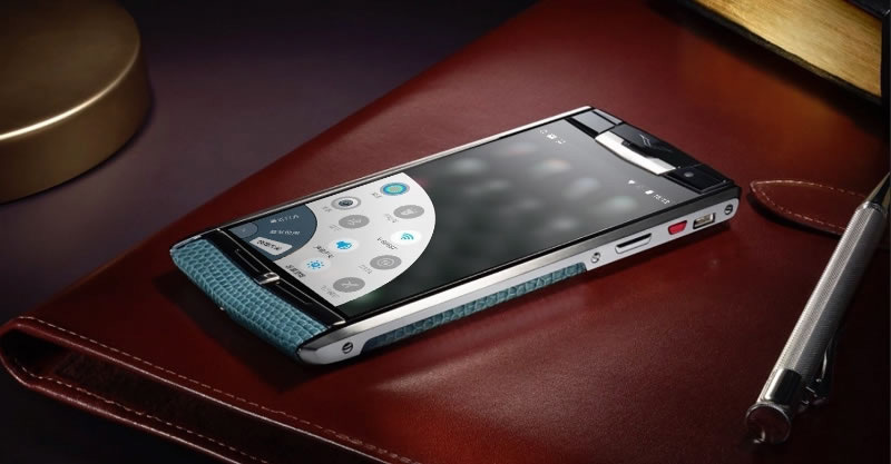 Special Version of Hola Launcher for Smartphone Vertu