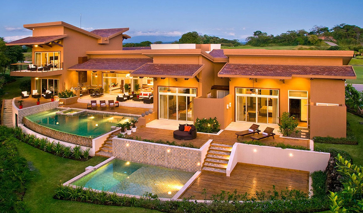 Villa Belvedere at Peninsula Papagayo