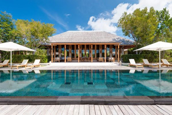$10 Million Villa in Turks and Caicos