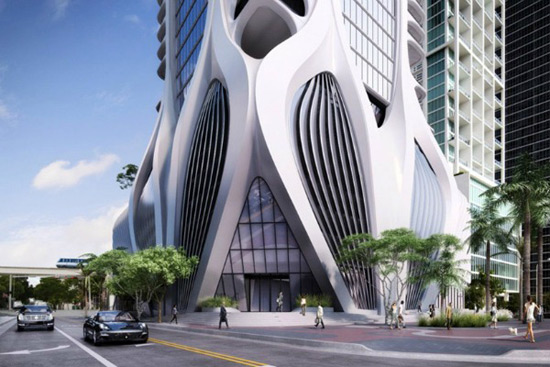 Zaha Hadid's One Thousand Museum