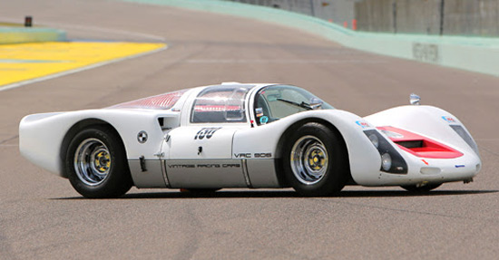 1966 Porsche 906 VRC Re-creation