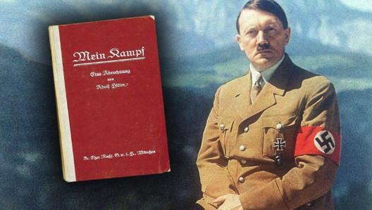 Adolf Hitler Mein Kampf