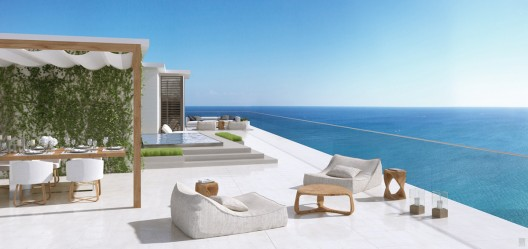 $9,8 Million Penthouse at Auberge Beach Residences & Spa Fort Lauderdale