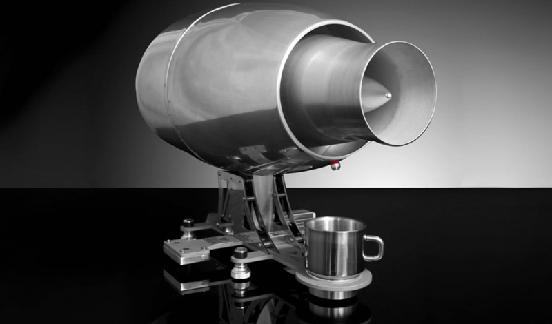 Fasten Your Seatbelts - Aviatore Veloce Espresso Machine Is Here