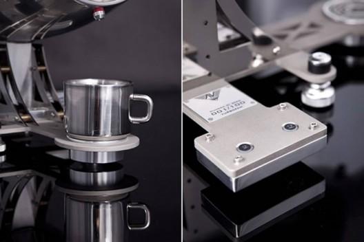 Fasten Your Seatbelts - Aviatore Veloce Espresso Machine Is Here
