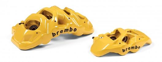 Banana Brembo Brake Calipers