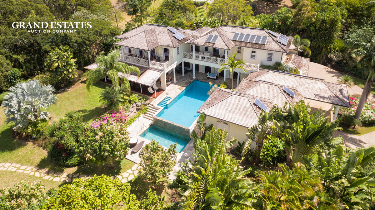 Barbados' Platinum Coast Luxury Villa