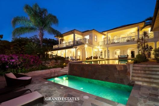 Barbados' Platinum Coast Luxury Villa