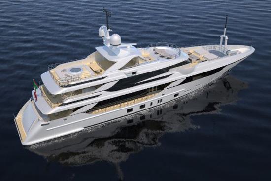 Benetti FB802 Breeze Yacht