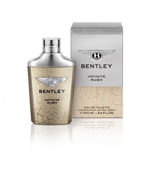 Infinite Rush - New Bentley Fragrance