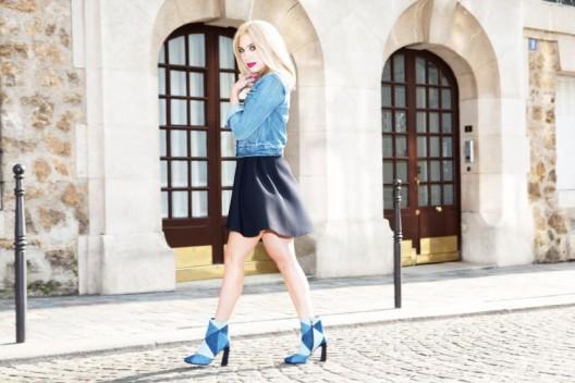 Camille Seydoux For Roger Vivier