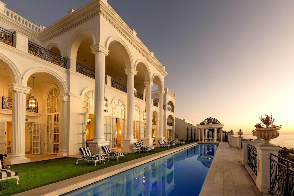 'Casablanca' – $35 Million South Africa's Most Opulent Home