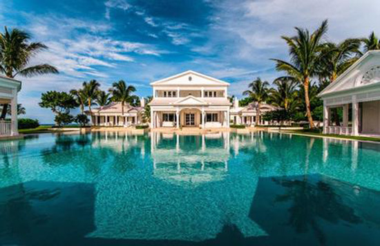 Celine Dion's Mansion