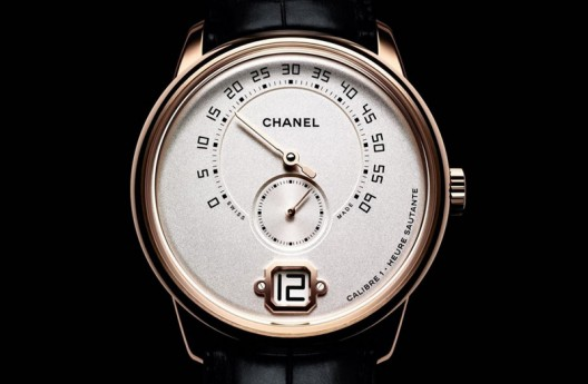 Chanel's First Watch For Men