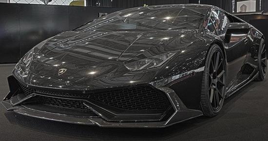 DMC Lamborghini Huracan Jeddah Edition