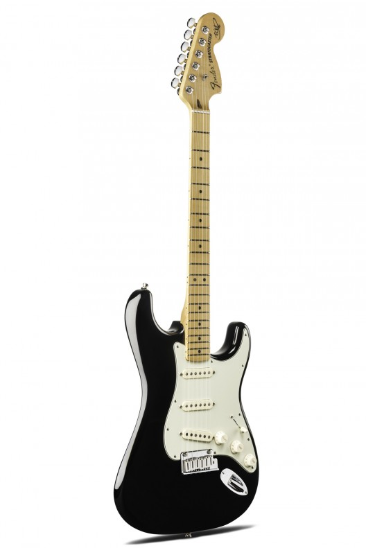 U2's The Edge Launches Signature Stratocaster and Amplifier Series