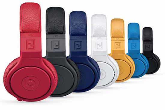 Fendi Selleria Headphones
