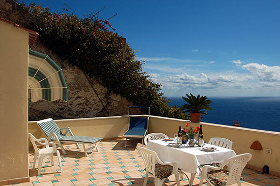Flat Apartment In Famous Positano Village On Amalfi Coast For Sale