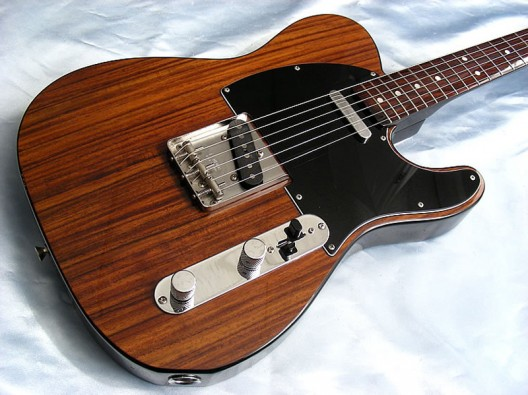 George Harrison's Rosewood Telecaster
