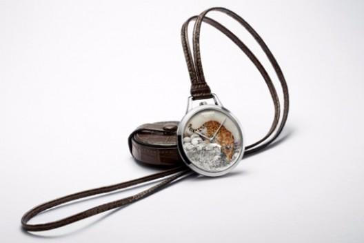 Hermès Pocket Watch