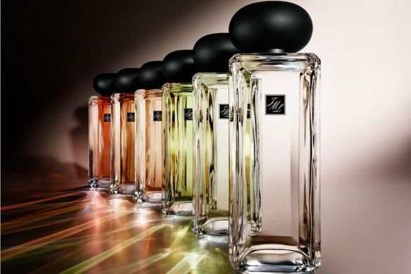 Jo Malone's Rare Teas Collection Of Fragrances