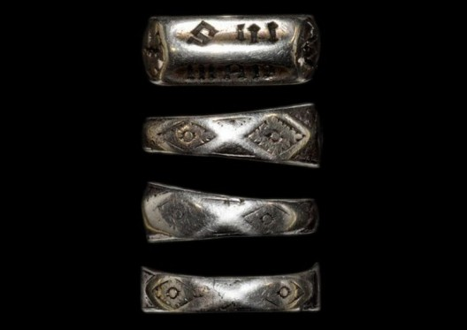 15th Century Ring Once Belonged to Joan of Arc Sold For £297,600