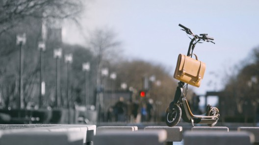 Lab'elle Electric Scooter With Bluetooth